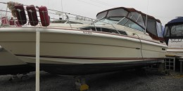 SEARAY SUNDANCER 29 PIEDS, 1985