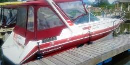 Bateau Moteur Thunder 1989 27 pieds