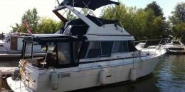 Bateau Bayliner Motoryacht 3270, 32 pieds