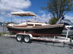 Bateau Red Wing 18 pieds, 2008