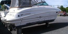 Bateau Larson Cabrio 274, 2003 28 pieds
