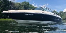Bateau Searay 205 Sport, 2009 open deck